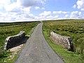 Moorland road - geograph.org.uk - 520615.jpg