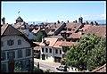 Morat. Veduta dei tetti della città dal lato sud del camminamento (DOI 21841).jpg