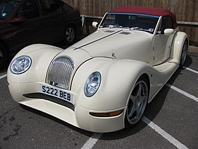 Image illustrative de l'article Morgan Aero 8