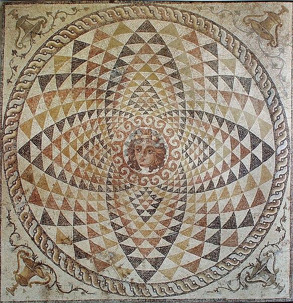 roman mosaic - image 4