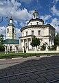 Moscow, Gilyarovskogo 35 Aug 2009 07.JPG