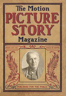 <i>Motion Picture Magazine</i> American magazine
