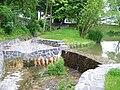 Motolský potok, u Mlýnského rybníka.jpg