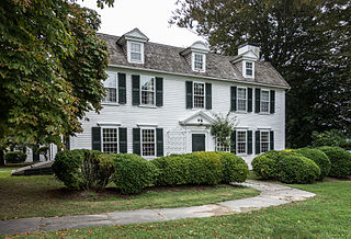 Mount Hope Farm historic estate on Metacom Avenue in Bristol, Rhode Island, USA