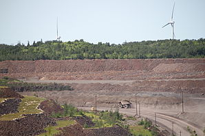 Mountain Iron taconite mine IMG 1490 Minnitac.JPG