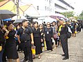 Mourning for King Bhumibol Adulyadej in front of the Royal Palace - 2017-10-13 (01).jpg