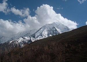 Kanjiroba - Image: Mt.Kanjiroba