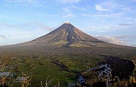 Le Mayon en 2006.