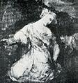 Mujer arrodillada en la oscuridad, Francisco de Goya.jpg