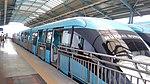 Mumbai Monorail at Wadala Depot, 2015 1.jpg