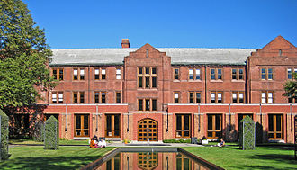 University of Toronto - The Munk School of Global Affairs encompasses programs and research institutes for international relations.