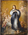 Murillo, Bartolomé Estéban - Immaculate Conception - Google Art Project.jpg
