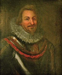 Murrough OBrien, 1st Earl of Thomond Irish earl