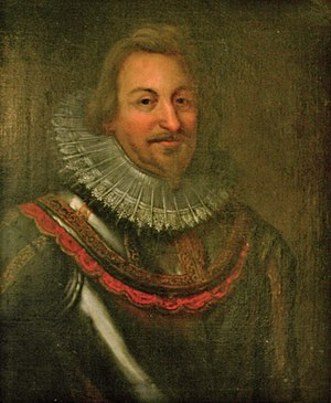 Murrough O'Brien, 1st Earl of Thomond - Image: Murrough O'Brien, 1st Earl of Thomond