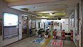 Musashi-Seki Station ticket barriers 20121201.JPG