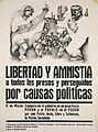 """Museo del Bicentenario - Afiche """"Libertad y amnistia"""".jpg"""