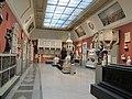Museo pushkin, calchi, sala del rinascimento italiano.JPG