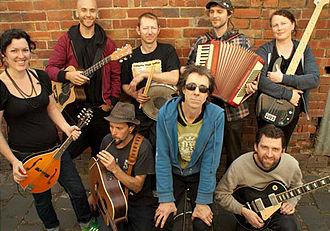Mutiny (band) - Image: Mutiny Aus 2011