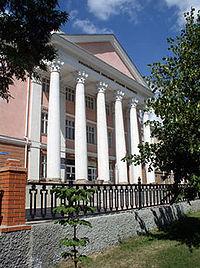 Головний корпус університету