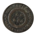 Mynt av brons, Rom 321 - Skoklosters slott - 100185.tif