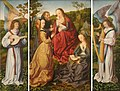 Mystic Marriage of Saint Catherine with Saints and Angles by Master of Frankfurt, San Diego Museum of Art.jpg