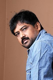 N. Lingusamy Indian film director