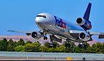 """N320FE Federal Express (FedEx) 1980 McDonnell Douglas MD-10-30F - cn 47835 - ln 326 """"Kyndall"""" (27994557590).jpg"""