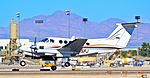 N85PJ 1981 Beech F90 King Air C-N LA-163 (6287101635).jpg