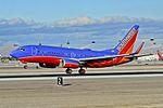 N916WN Southwest Airlines 2008 Boeing 737-7H4 C-N 36623 (8281427483).jpg