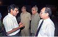 NCSM and Goto Dignitaries - Dinosaurs Alive Exhibition - Science City - Calcutta 1995-06-15 259.JPG