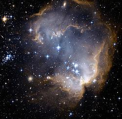 Gromada otwarta NGC 602