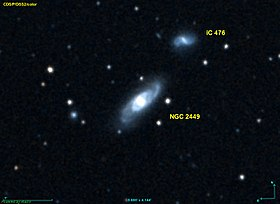 Image illustrative de l'article NGC 2449