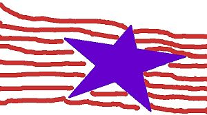 Fourth of July barnstar, for use only on or ab...