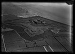 NIMH - 2011 - 1066 - Aerial photograph of Fort Rammekens, The Netherlands - 1920 - 1940.jpg