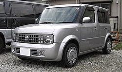 Nissan Cube (2002)