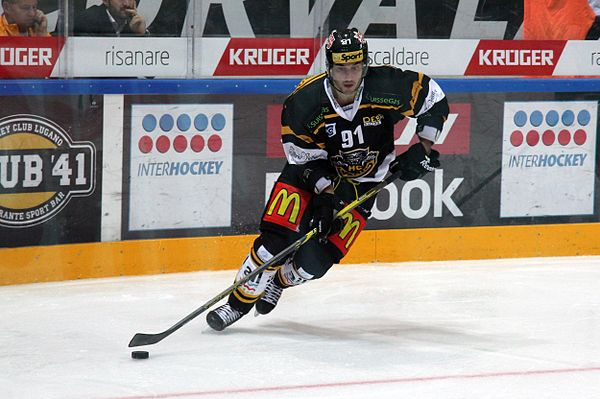 NLA, HC Lugano vs. Genève-Servette HC, 18th October 2014 19.JPG