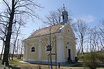 Local chapel St.  Maria under the linden trees