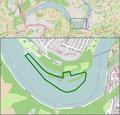 NSG E-011 Vogelschutzgebiet Heisinger Bogen (Karte).png