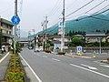 Nagano pref road 8 in Hakusan-chō.jpg