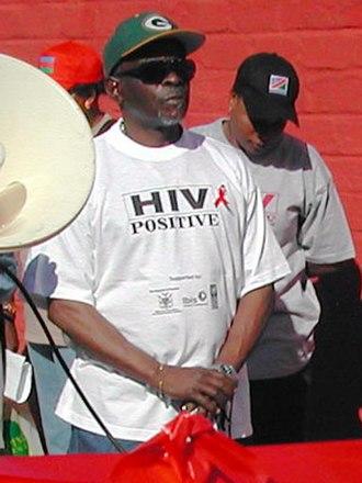 Prime Minister of Namibia - Image: Nahas Angula