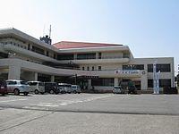 Nakanojo town-office.jpg
