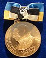 Nassau Medal 100th 2nd Regiment Anniversary 1808 - 1908. Obverse.jpg