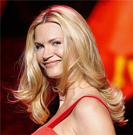 Natasha Henstridge in 2009