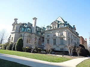 National Cathedral School - Hearst Hall