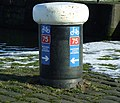 National Cycle Network route marker - geograph.org.uk - 1165842.jpg