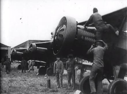 Nationalist warplanes being prepared for an air raid on Communist bases National Revolutionary Army planes.png