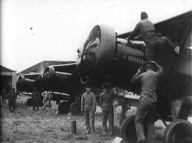 National Revolutionary Army planes