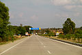 National highways of India NH 27 (old NH 76) Rajasthan Roads March 2015 f.jpg