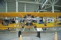 Naval Aircraft Factory N3N-3 Canary Yellow Peril HeadOn EASM 4Feb2010 (14589231074).jpg