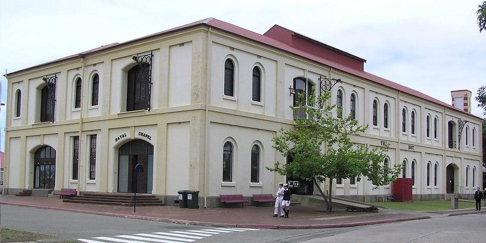 Naval Chapel GI1